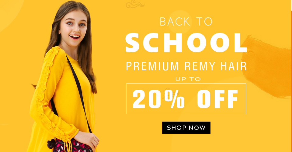 Back To School 100 Premium Remy Human Hair On Parahair Uk