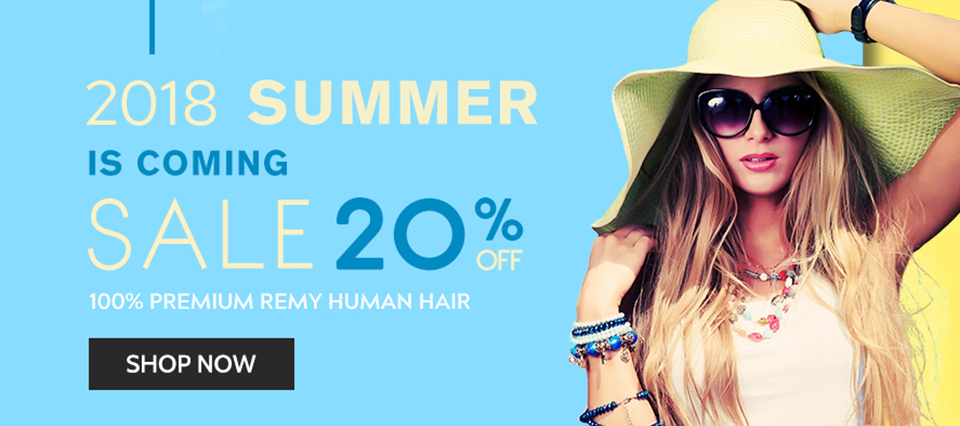 2018 Summer Is Coming Big Discount On Hair Extensions Parahair Uk